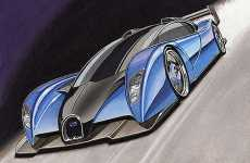 $3 Million Uber Car - Bugatti Project Lydia