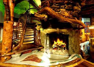 Mushroom House - Zube's Whistler Toadstool