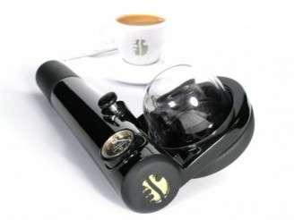 Portable Espresso Maker - The Handpresso Wild for On-the-Go Caffeination