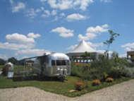 Vintage Airstream Caravan Holidays