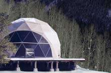 Hi-Tech Eco Igloos