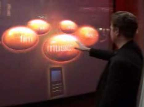 Gesture Based Window Shopping - Orange's No-Touch Interactive Shop Window