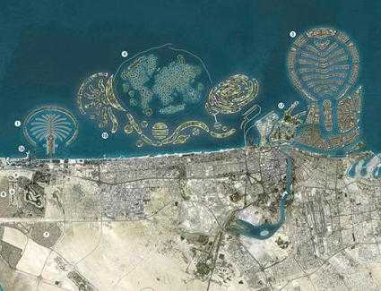 Dubai's Next Man Made Island - The Universe