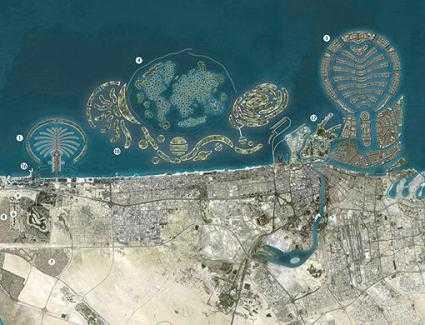 Dubai's Next Man Made Island - The Universe