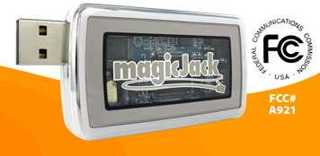 Free Phone Calls - Magic Jack USB Phone Gizmo