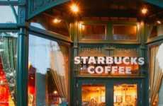 $1 Starbucks + Free Refill