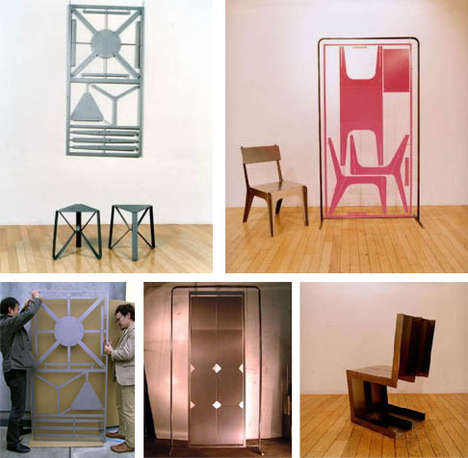 Ingenious Flat Pack Furniture