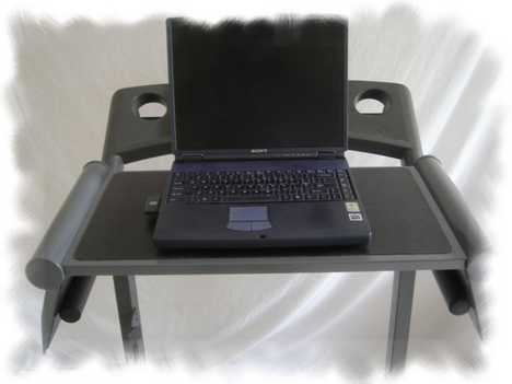 Portable Treadmill Workstation