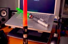The Force is Strong with Your Desk