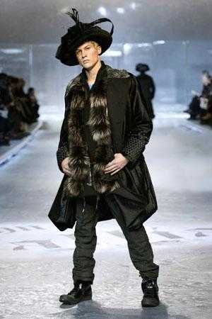 Elizabethan Fashion for Men