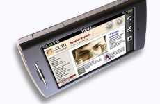 GPS Touchscreen Phone