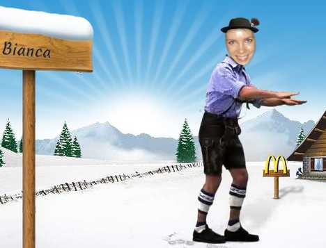 German McDonald