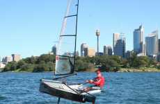 Aero Designed Boat for Speed