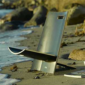 The Ultimate Portable Chair - Lean