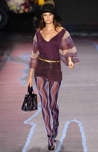 Ravishingly Retro Fashion - Miss Sixty Fall 2008