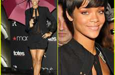 Novel Celebrity Products - Rihanna's 2nd Umbrella Collection