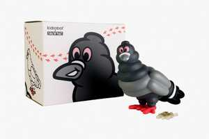 The Kidrobot Staple Pigeon Will Cause Another Animal Obsession