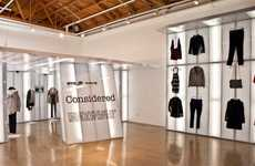 Sustainable Clothing Pop-Ups - Nike, Hurley & Otis College 'Considered' Exhibit Centers on Salvation