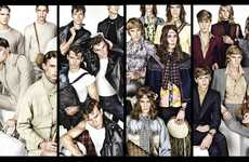 Chic Retrospective Pictorials