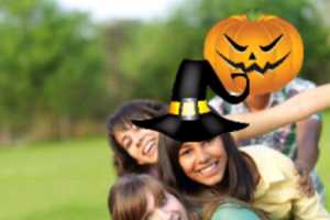 BlackBerry Halloween Photo Editor Gives Your Pics a Fun Twist
