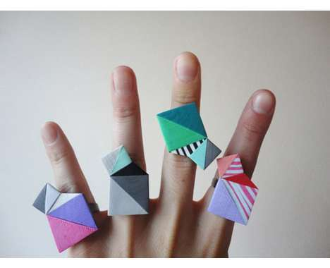 geometric accessories