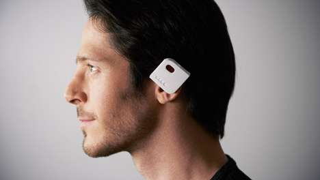 Angle Bluetooth Headset