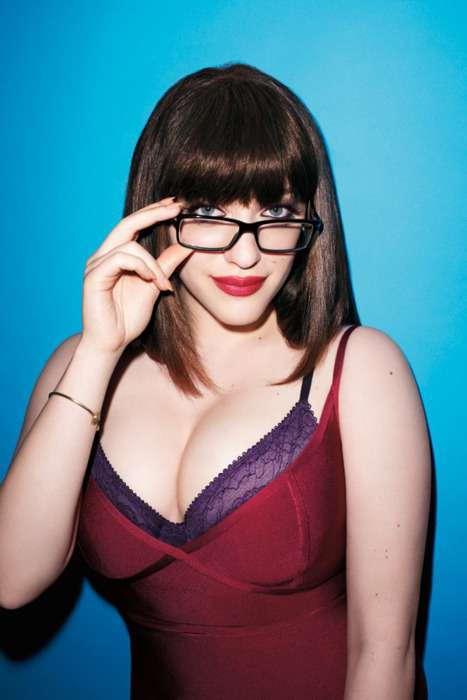 Terry Richardson Kat Dennings