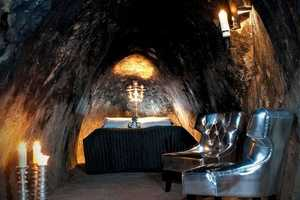 The Sala Silver Mine Hotel is a Luxurious Cave