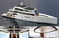 Opulent Floating Palaces - Nick Meza Has Created a New Standard of Luxury for Mega Yachts