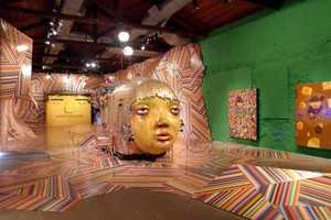 The Os Gemeos Exhibit Blurs Reality and Fantasy