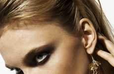 Charitable Model Jewelry - The Coco Rocha for Senhoa Collection Helps Victims of Human Trafficking
