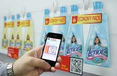 QR Scanned Shopping