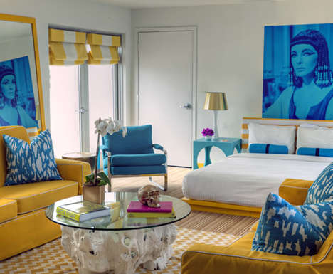 Lords South Beach is both playful and stylish for any visitor