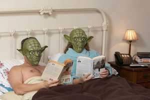 Eric Hason Captures Yoda on His Days off