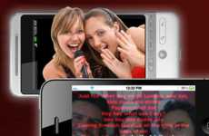 Embarrass Yourself Worldwide with the Red Karaoke Application