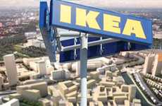 City-Forming Furniture Ventures - IKEA Suburb Gets Set to Break Ground in East London