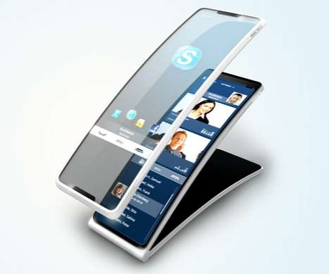Hello Tomorrow concept phone