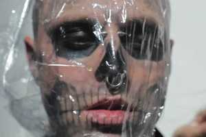 A Day with Zombie Boy Rick Genest is a Look into the Artist's Life