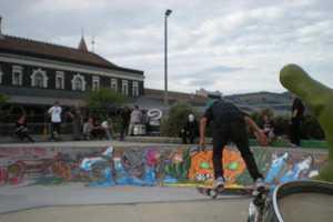 Skaters Take Over for 'Hilloween'