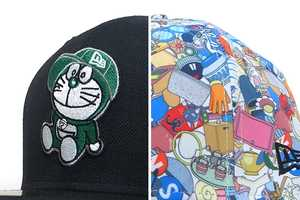 Doraemon x New Era Capsule Collection Pays Homage to an Iconic Cartoon Character