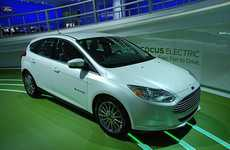 The 2012 Focus Electric is Ford's Attempt at Going Green Permanently