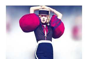 The W Korea November 2011 Shoot Blends Vintage and Modern Styles