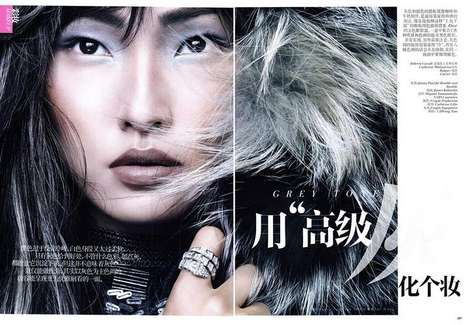 Wang Xiao Vogue China November 2011