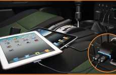 Fuel Two iPads in No Time with the Dual Travel Charging Hub