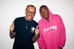 The Tyler The Creator for Terry Richardson Photoshoot is Strange
