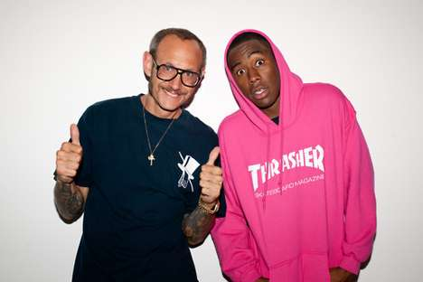 Tyler The Creator for Terry Richardson