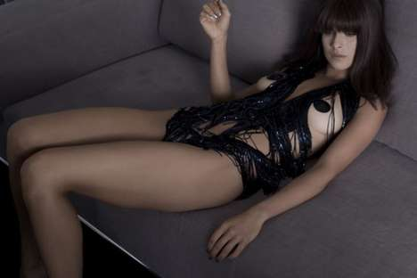 Agent Provocateur Soiree look book