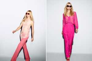 The Elizabeth & James S/S 2012 Collection is Colorful and Electric