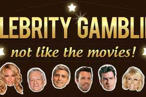 The Celebrity Gambling Infographic Shows How Much Stars Have Spent