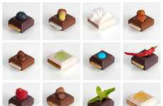 DIY Chocolate Builders - Sweet Play Encourages You to Play with Food